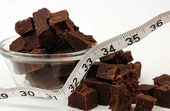 Проверено в лаборатории: горький шоколад диета и питание леди.